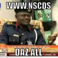 VIDEO: NSCDC - My Oga At The Top (DOWNLOAD)